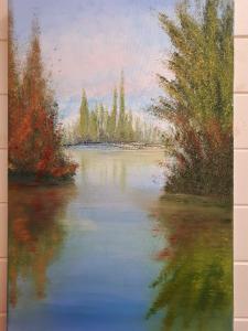 Artist: Helen Millar Title: Reflections