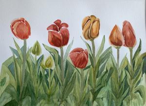 Artist: Meiru LudlowTitle: Love Spring